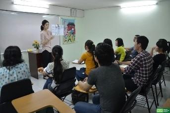 Nhật ký sinh viên tiếng Hàn